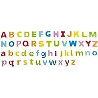 Hape - Letras magnéticas (Barrutoys E1047)