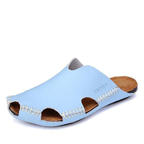 Mulheres Wzw Casual Ao Ar Livre Salto Plana Sola Grossa Anti-derrapante Sapatos Chinelos Sandálias De Praia 39