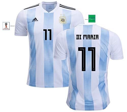 Argentinien Trikot Herren WM 2018 Home - Di Maria 11 (L)