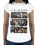 Friends Characters Women's T-Shirt (M)