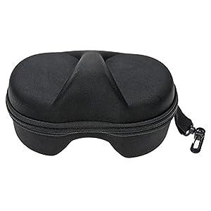Máscara de snorkel buceo portátil gafas caja bolso Protector de almacenamiento caso contenedor organizador Compatible con anteojos de la máscara para Gopro Xiaoyi SJCAM