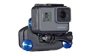 PolarPro Zaino Tracolla per GoPro, Nero/Antracite