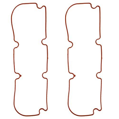 KIMISS 1 paio guarnizione della valvola di ricambio in gomma guarnizione guarnizione valvola 3.8L V6 VN11 VP VQ VR VS VT VX VY ECOTE