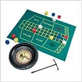 DEAL 5 in 1 Deluxe Roulette Poker Black Jack Poker Dice Set