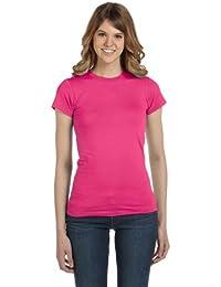 Anvil - T-shirt mode - Femme (2XL) (Rose)