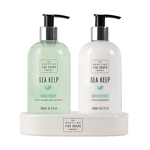 The Scottish Fine Soaps Company Sea Kelp Soin de Main 300 ml Set de 2 Pièce