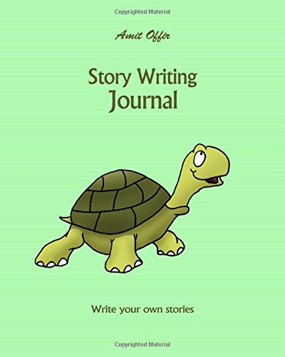 Story Writing Journal: Volume 21