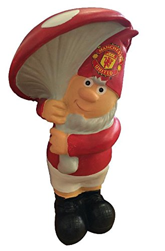 Manchester United F.C. Manchester United Mushroom Garden Gnome