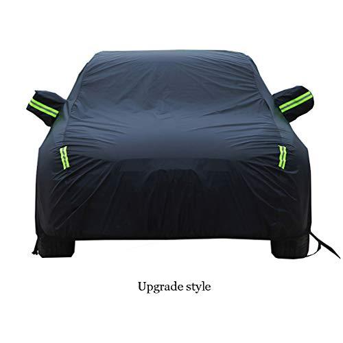 HWHCZ Autoabdeckung Mclaren Car Cover Limousine Cover Voll Wasserdicht Allwetter Sonne UV Regenschutz Sieben Styles540C, 570, 600LT, 675LT, 720S, P1, 12C, 625C (Farbe : G, größe : 570)