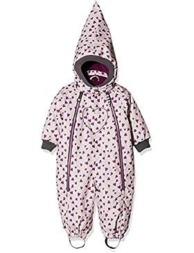Racoon Baby-Mädchen Schneeanzug