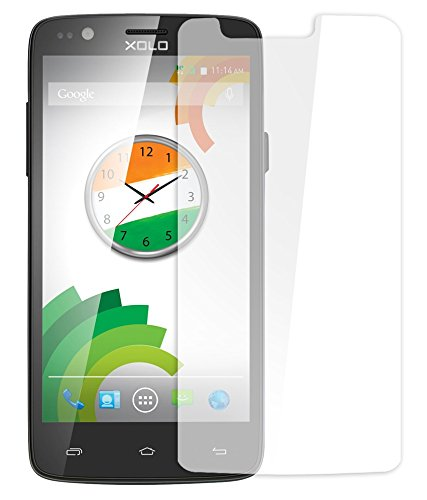 SNOOGG XOLO One Tempered Glass Screen Guard / Screen Protector ExPLLosion Proof  available at amazon for Rs.129