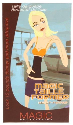 Magic Bodyfashion TailleFormer - Body - Femme Noir