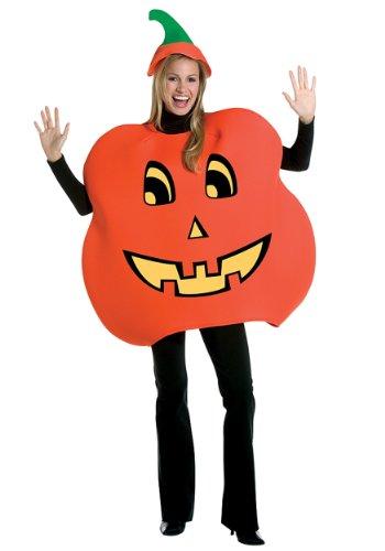Halloween-Kürbis-Kostüm