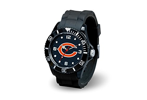 NFL Chicago Bears Spirit Watch, Black