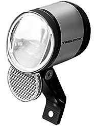 LED-Scheinwerfer Trelock I PRIO 80HBC LS 906/80FD/S/SL/A Ne/silber, Halterung