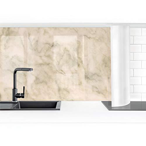 Bilderwelten Küchenrückwand Folie selbstklebend wasserfest Phoenix Marmor 60 x 100 cm Smart