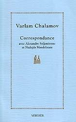 Correspondance avec A. Soljenistsyne