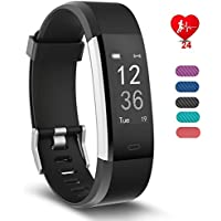RobotsDeal Smart Watches Fitness Tracker, Activity Tracker Heart Rate Monitor
