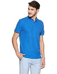 Men's Plain Regular Fit Polo