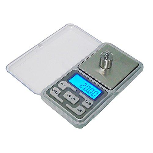 TOOGOO 500g x 0.01g Mini bascula Digital