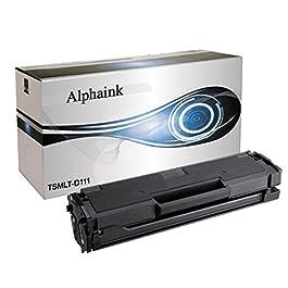 Alphaink Toner compatibile con MLT-D111S e MLT-D111L per Stampanti Samsung Xpress SL-M2020w, SL-M2022, SL-M2022W, SL…