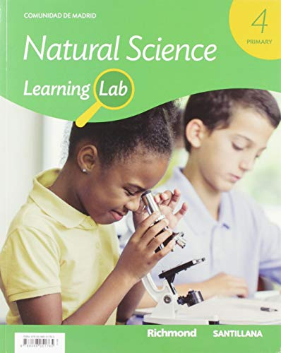Learning Lab Nat Scien 4 prim Madrid