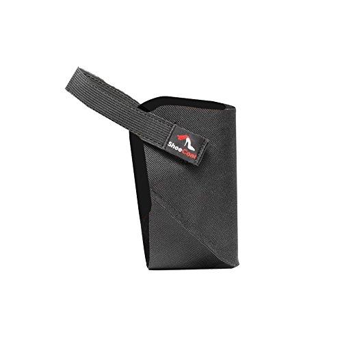 Schuhfersenschutz für Fahrer - Shoecoat® - Schützen Sie Ihre Lieblingsschuhe beim Autofahren - Für Damen- und Herrenschuhe geeignet - Keine abgewetzten schmutzigen Fersen mehr!