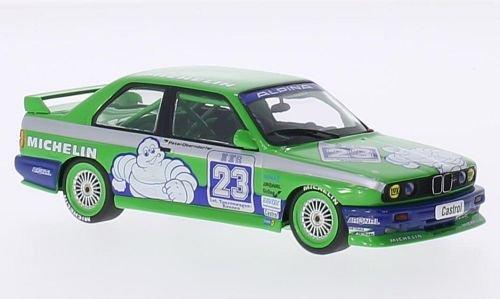 Preisvergleich Produktbild BMW M3 (E30), No.23, Alpina, Michelin, DTM, 1988, Modellauto, Fertigmodell, Minichamps 1:43