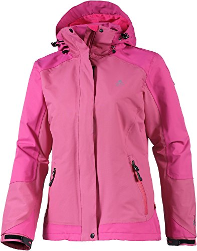 OCK Damen Outdoorjacke rot 44