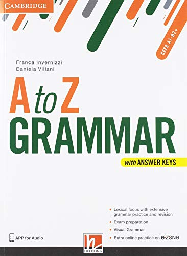 A to Z grammar. Student's book. Con Answer