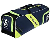 #9: SG Blazepak Cricket Kit Bag with Additional Shoe Compartment