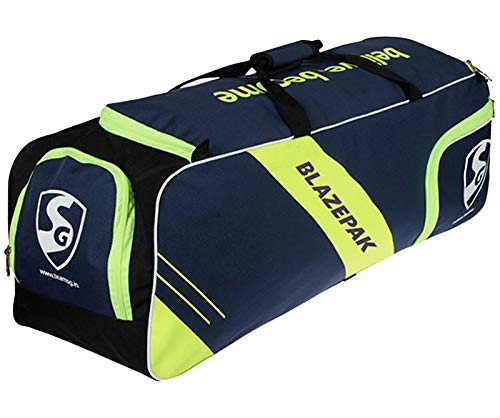 SG blazepak cricket kit bag with additional shoe compartment