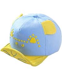 Hosaire 1x Patrón de Gato Gorra Niño Niña Sombrero de Sol del bebé para  bebés de 71e8a760bba