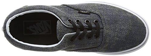 Vans Era, Sneakers Basses Mixte Adulte Noir (Acid Denim/Navy/Black)