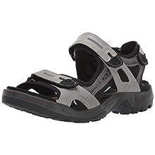 ECCO Offroad, Open Toe Sandals Men's, Grey (Wild Dove/Dark Shadow 57182), 12 UK EU