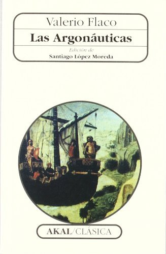 Las Argonáuticas (Clásica) de Valerio Flaco (4 dic 1996) Tapa blanda