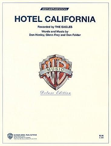 Hotel California (Authentic Guitar-Tab