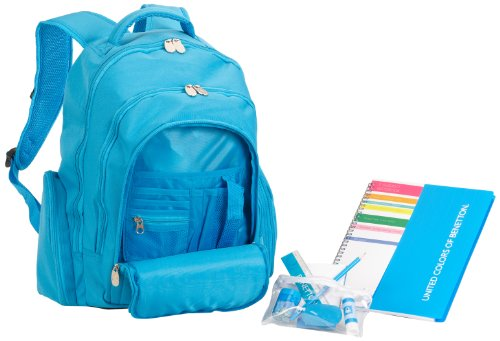 benetton-schoolbag-set-47331-blue-300-liters