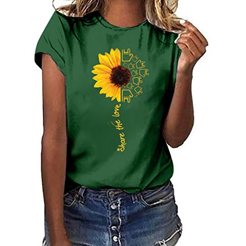 Femme Frühling und Sommer Blouse,Rifuli® Mädchen Plus Size Lips Print Kurzarm T-Shirt Bluse TopsSportbekleidung Damen T-Shirts Shirts Blusen (Geek Halloween Für Kostüme Girl)