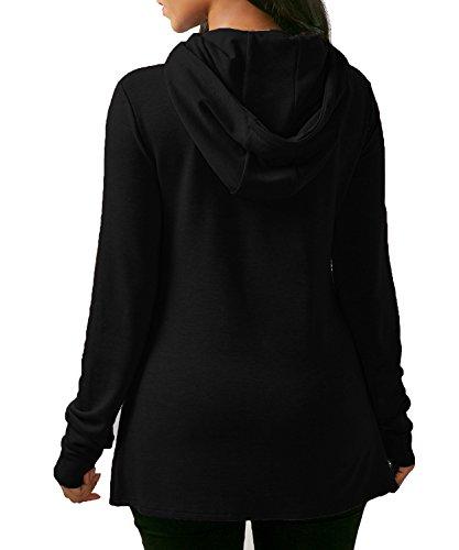 DEMO - Sweat-shirt - Femme Noir