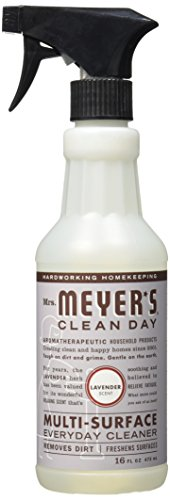 Mrs. Meyer's Multi-Surface Everyday Cleaner, Lavender, 16 oz