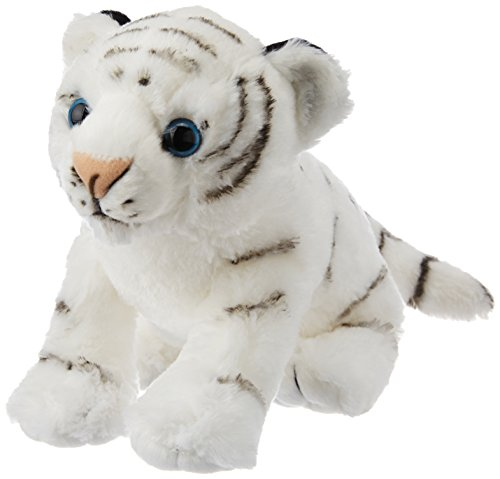 Wild Republic Europe ApS 30cm Cuddlekins White Tiger Baby