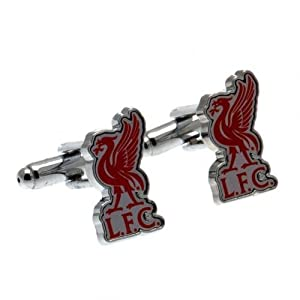 Liverpool F.C. Liverpool Fc Liverbird Cufflinks by Liverpool