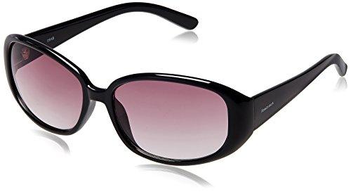Fastrack Oval Unisex Sunglasses (P185PR2F|Pink)