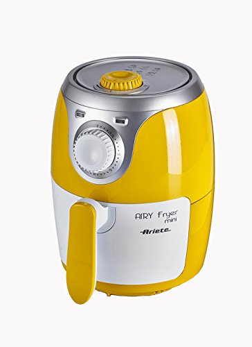 Ariete 4615 - Mini freidora saludable Airy