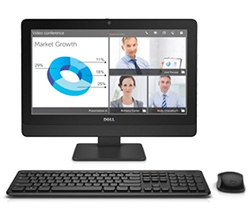 "Dell OptiPlex 3030 All-in-One Computer - Intel Core i3 i3-4150 3.50 Ghz || 4 GB || 500 GB || DVD RW || Wi-Fi / BW || Ubantu || 19.5"" || Wire KB+Mouse || 3 Years On site Warranty"