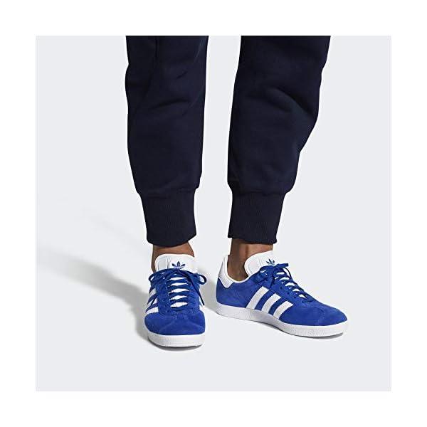 adidas Gazelle, Scarpe da Ginnastica Basse Unisex-Adulto 3 spesavip