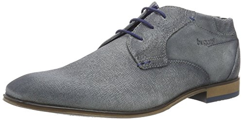 bugatti-312101071400-zapatos-de-cordones-derby-para-hombre-gris-grey-1500-41-eu