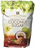Terrafertil Nature's Heart Organic Coconut Sugar, 1 kg