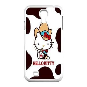 Samsung Galaxy S4 I9500 Phone Cases Case Cover TRE636952 HELLO KITTY